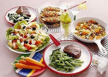 Первая фаза президентской диеты