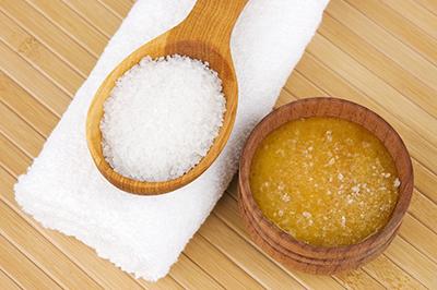 скраб для тела с сахаром рецепт