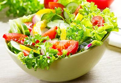 Салат с помидорами и перцем рецепт